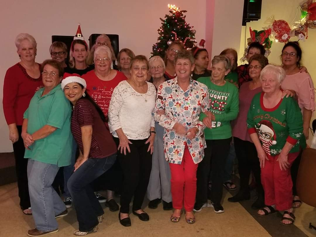 Auxiliary Unit 316 Christmas Party 2018
